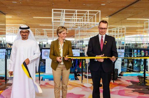 Minister zieht es nicht nach Dubai