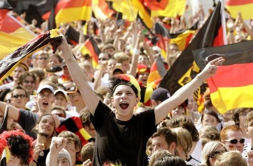 Fußball-EM: Hier gucken die Fans
