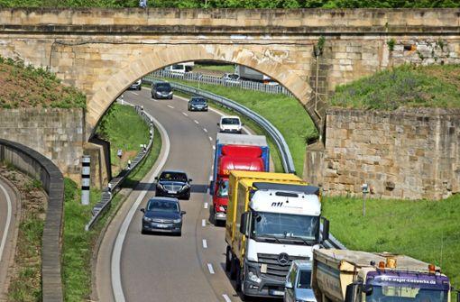 Die Sanierung der Pliensaubrücke ist vertagt