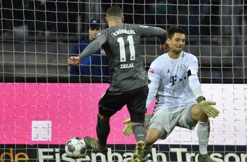 München verpatzt Generalprobe: peinliches 2:5 beim Club