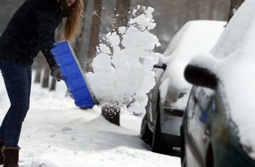 Winterdienst: Das muss man beim Schneeräumen beachten