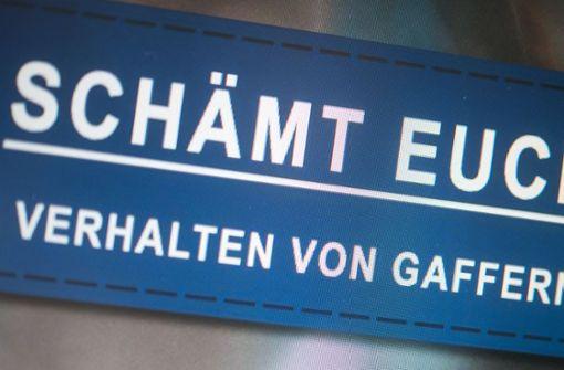 Gaffer filmt Unfallopfer – und muss 2000 Euro Strafe zahlen