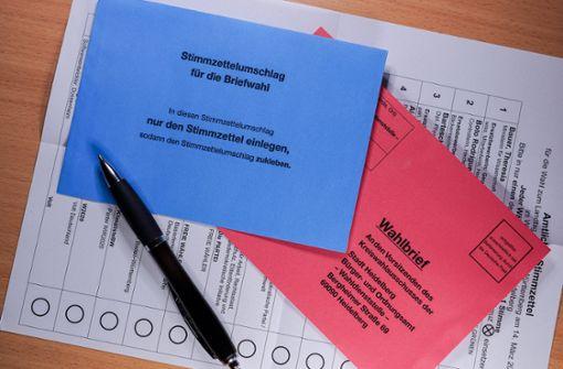 Wer darf bei der Landtagswahl wählen?