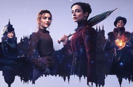 Joss Whedon schickt Superheldinnen ins alte England