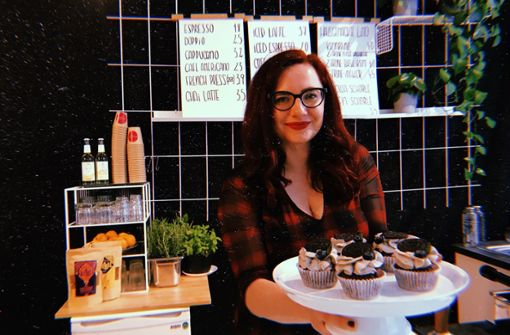 Tihana Canjuga eröffnet bald ihr eigenes Café