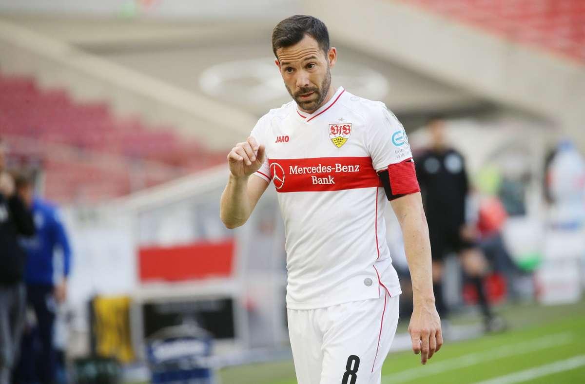 Gonzalo Castro war in der vergangenen Saison Kapitän beim VfB Stuttgart. Foto: Baumann/Hansjürgen Britsch