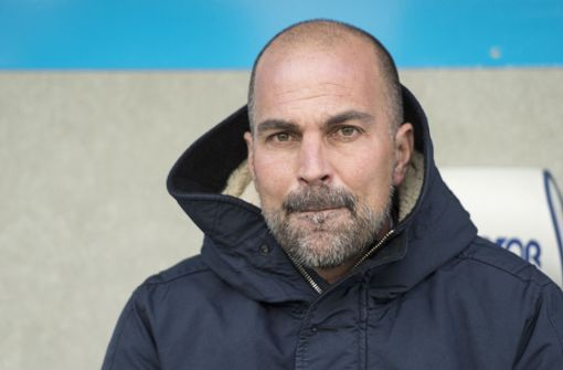 Ex-VfB-Trainer Markus Babbel sieht Rot