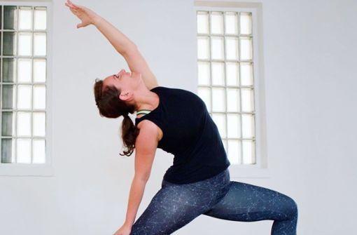 Yoga von der Region für Stuttgart
