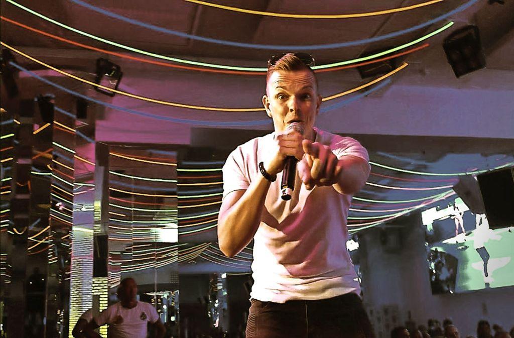 Auf Mallorca konnte Reiser wider Erwarten mit seinem Song punkten. Foto: Christian Reiser