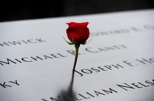 Amerikaner erinnern an 11. September