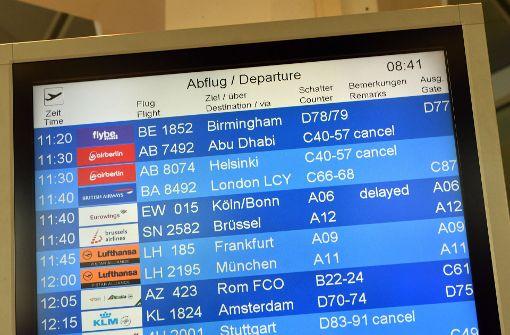 Zahlreiche Piloten sind krank – Airline streicht Flüge