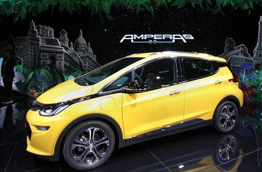Ein Stromstoß für die Autoindustrie