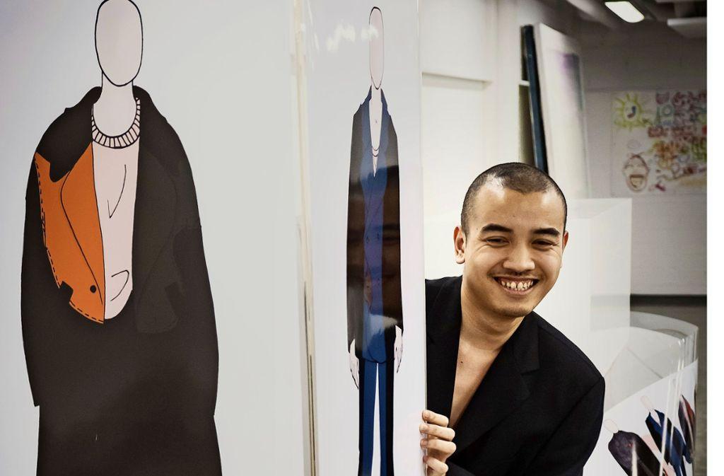Chirawat Singhan mag faire Mode. Foto: Lichtgut/Achim Zweygarth