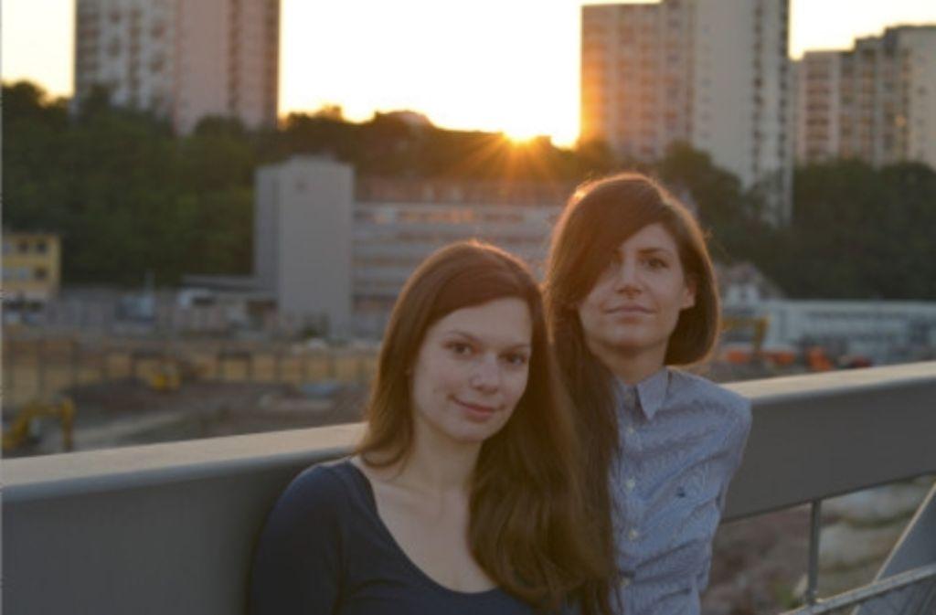 Die Möbelmacherinnen von StudioMok Foto: privat