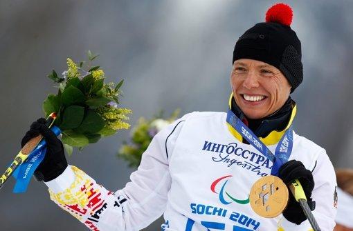 Andrea Eskau holt zweites Gold