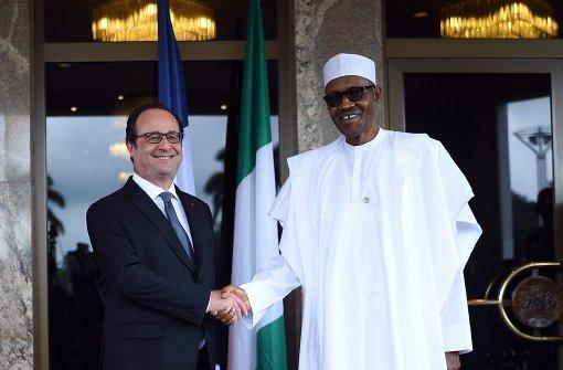 Staatschefs vereinbaren Zusammenarbeit im Kampf gegen Boko Haram