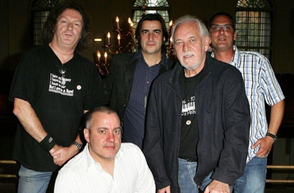 Rostfrei: die Band Procol Harum Foto: Zeltspektakel