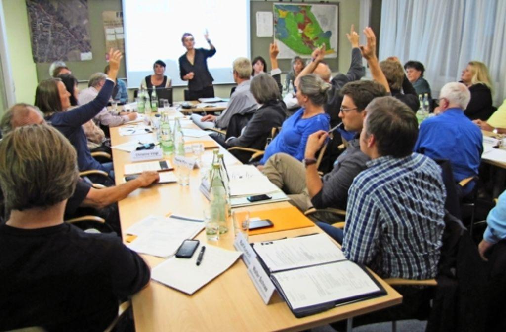Die Mehrheit der Birkacher und Plieninger Bezirksbeiräte hat den Plänen von Katholiken und Siedlungswerk zugestimmt. Foto: Sägesser