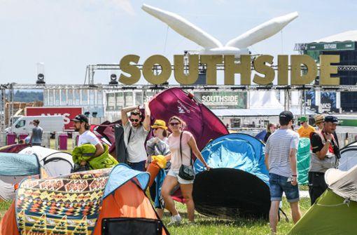 So sind die Wetteraussichten fürs Southside-Festival
