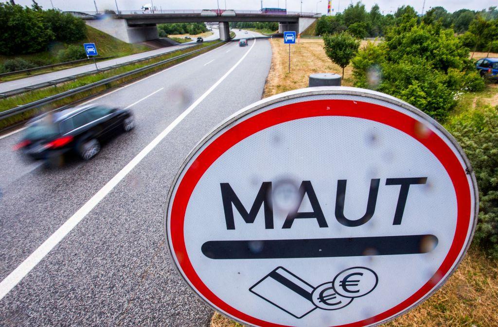 Österreich ist über die deutsche PKW-Maut nicht erfreut. Foto: dpa