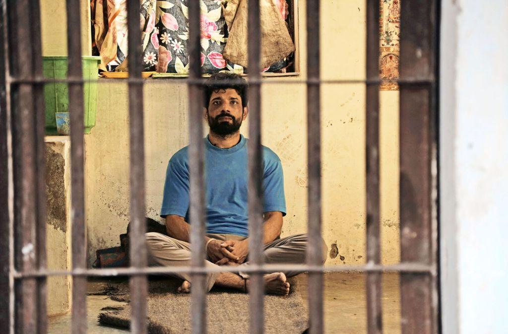 """Es gibt nicht nur heile Indien-Bilder beim Festival: Szene aus """"The Brawler"""" Foto: Festival"""