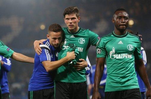 Schalkes Notelf erkämpft 1:1 gegen Chelsea
