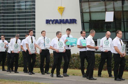 Irische Piloten drohen mit Streik