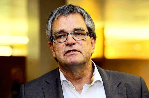 Von ihm stammt der Denkanstoß: Grünen-Fraktionsmanager Hans-Ulrich Sckerl Foto: dpa