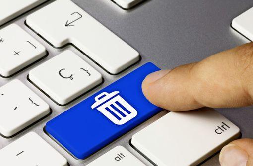 Wie kann man gelöschte Dateien wiederherstellen?