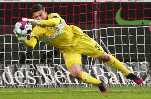 Fabian Bredlow hält, Sasa Kalajdzic trifft – wie der VfB alles klar macht