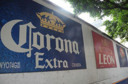 Brauerei in Mexiko stoppt die Produktion