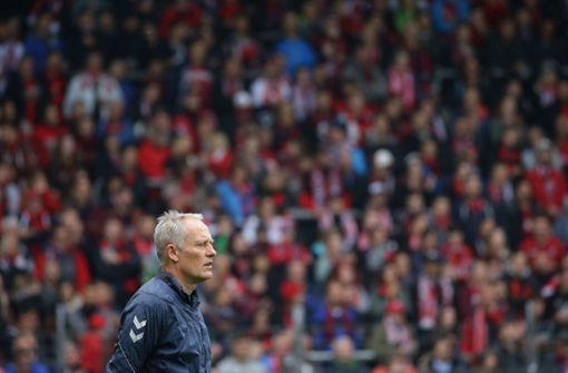SC Freiburg darf neues Stadion am Abend nicht nutzen