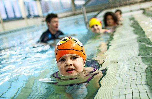 Vom Nichtschwimmer zur Wasserratte