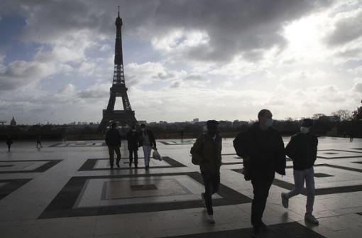 Unerreichbare Parks in Paris