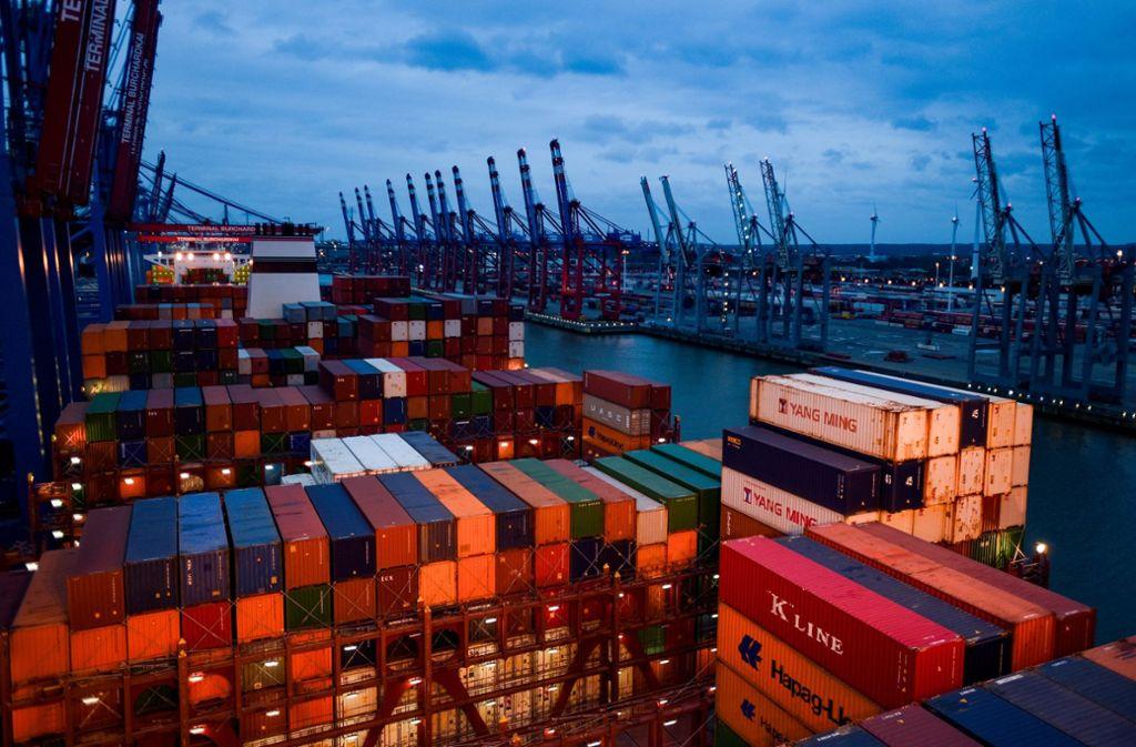 Auch die Welthandelsorganisation WTO hat ihre Prognose für das kommende Jahr reduziert. Foto: dpa