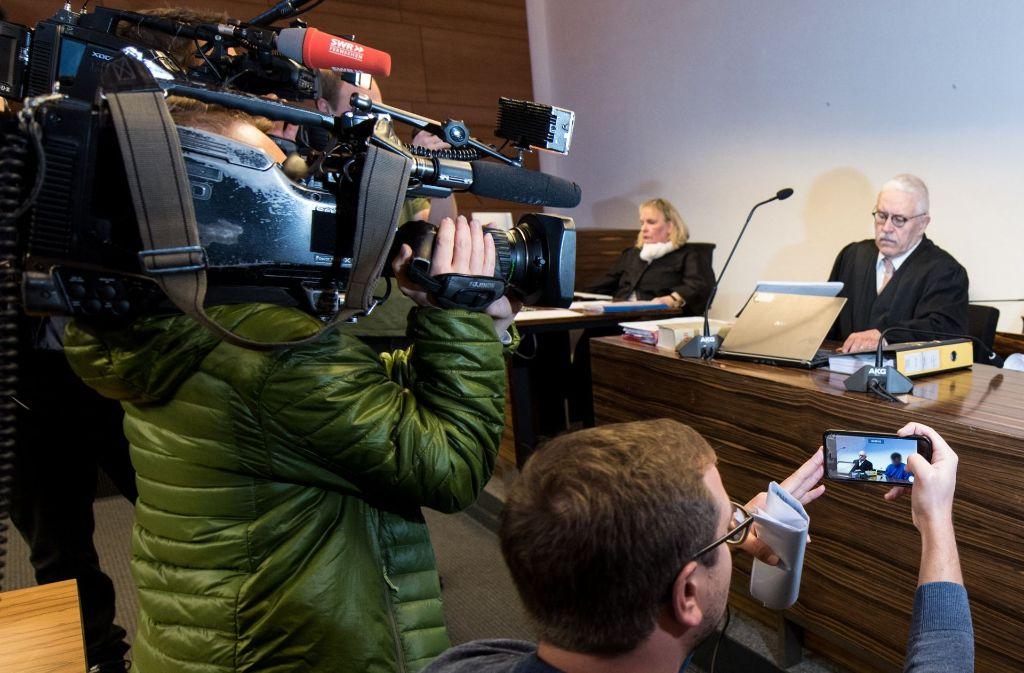 Die Staatsanwaltschaft fordert im Fall der ermordeten Joggerin in Endingen lebenslange Haft für den Täter. Foto: dpa