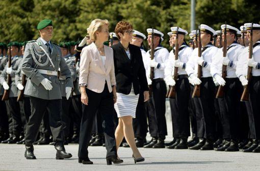 Härtetest für die CDU-Chefin