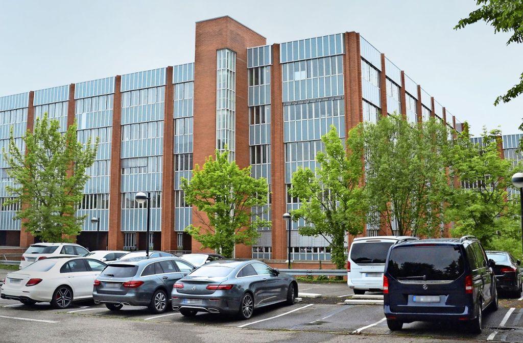 Die Firma Hines möchte an der Plieninger Straße 140 zwei Bürotürme bauen. Foto: Sandra Hintermayr