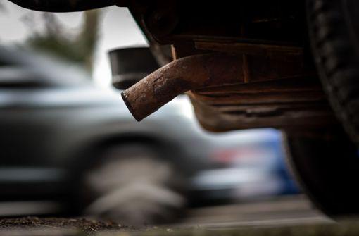 Zahl der Dieselklagen gegen Daimler nimmt stark zu