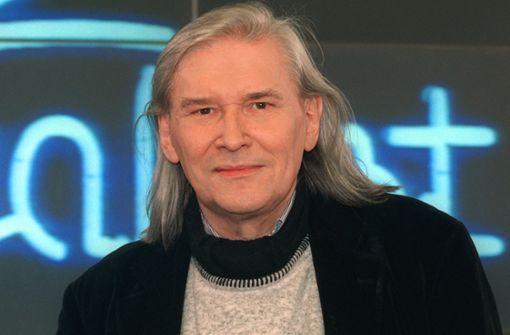Peter Rüchel hat das Fernsehen gerockt