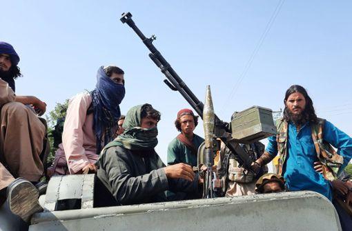 Vier Gründe für den schnellen Siegeszug der Taliban