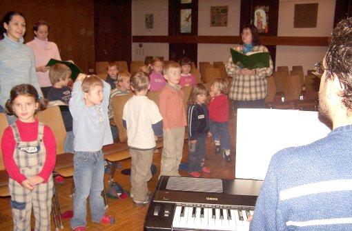 Musicalwoche für Kinder