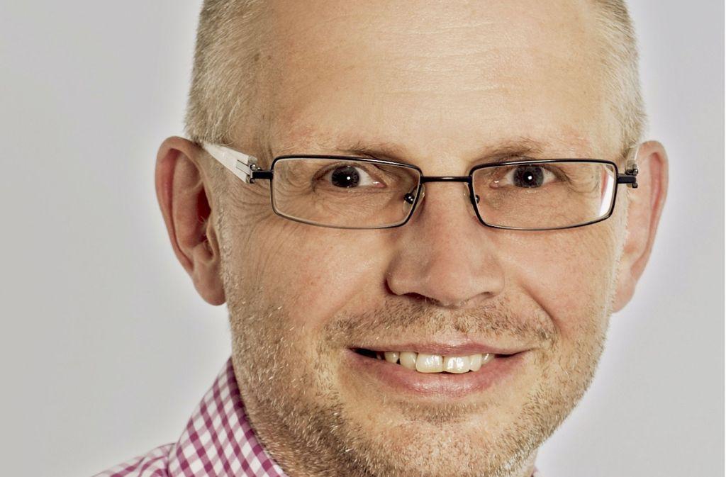 Rainer Horlacher klagt gegen die IHK Ostwürttemberg. Foto: privat