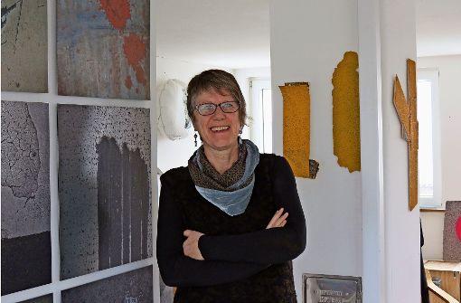 Hoffelder Künstlerin hat Ausstellung in NYC