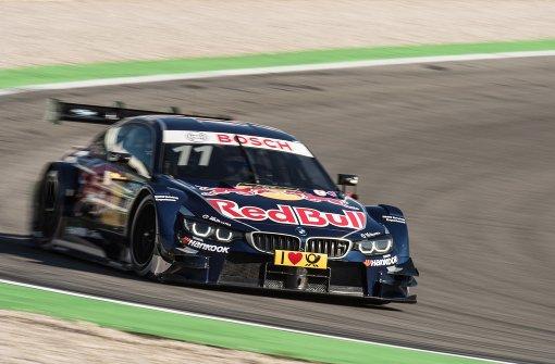 Wittmann holt zweiten DTM-Titel