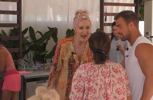 Luxus-Ladys im Clinch – Désirée Nick geht auf Claudia Obert los
