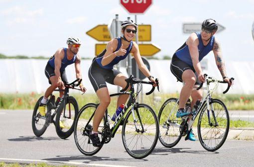 Wie Stuttgarter für das Fahrradfahren werben