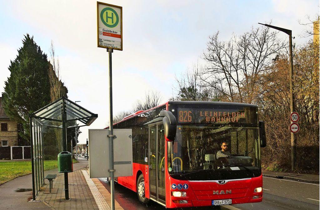 Seit FMO die Linien 826 und 828 betreibt, häufen sich Beschwerden. Foto: Malte Klein