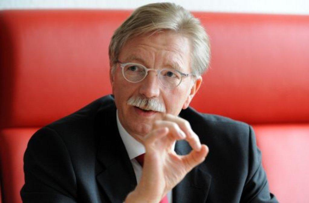 Roger Kehle, Präsident des baden-württembergischen Gemeindetags Foto: dpa