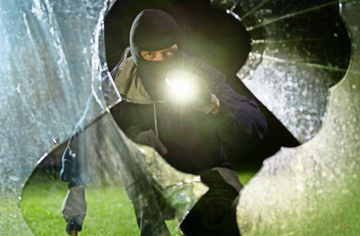 Einbrecher kommen immer seltener ans Ziel